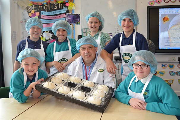 The school of brilliant baking