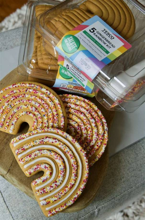 Over the rainbow with the Little Treats Bakery