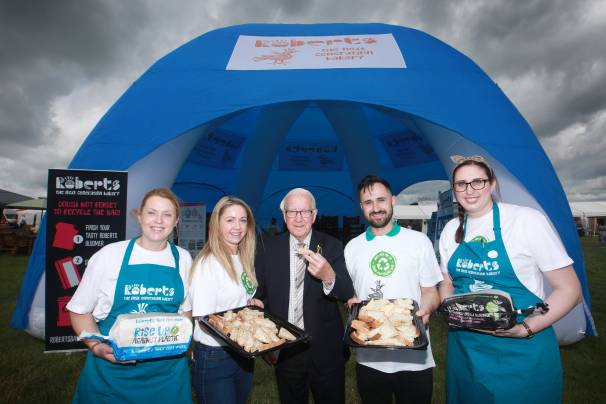 Community Champions at the Cheshire Show