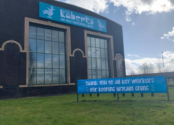 Frank Roberts & Sons pays tribute to key workers